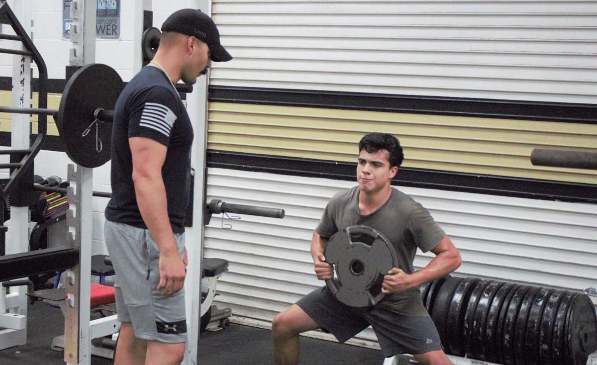 Douglas High to begin phased return to athletics