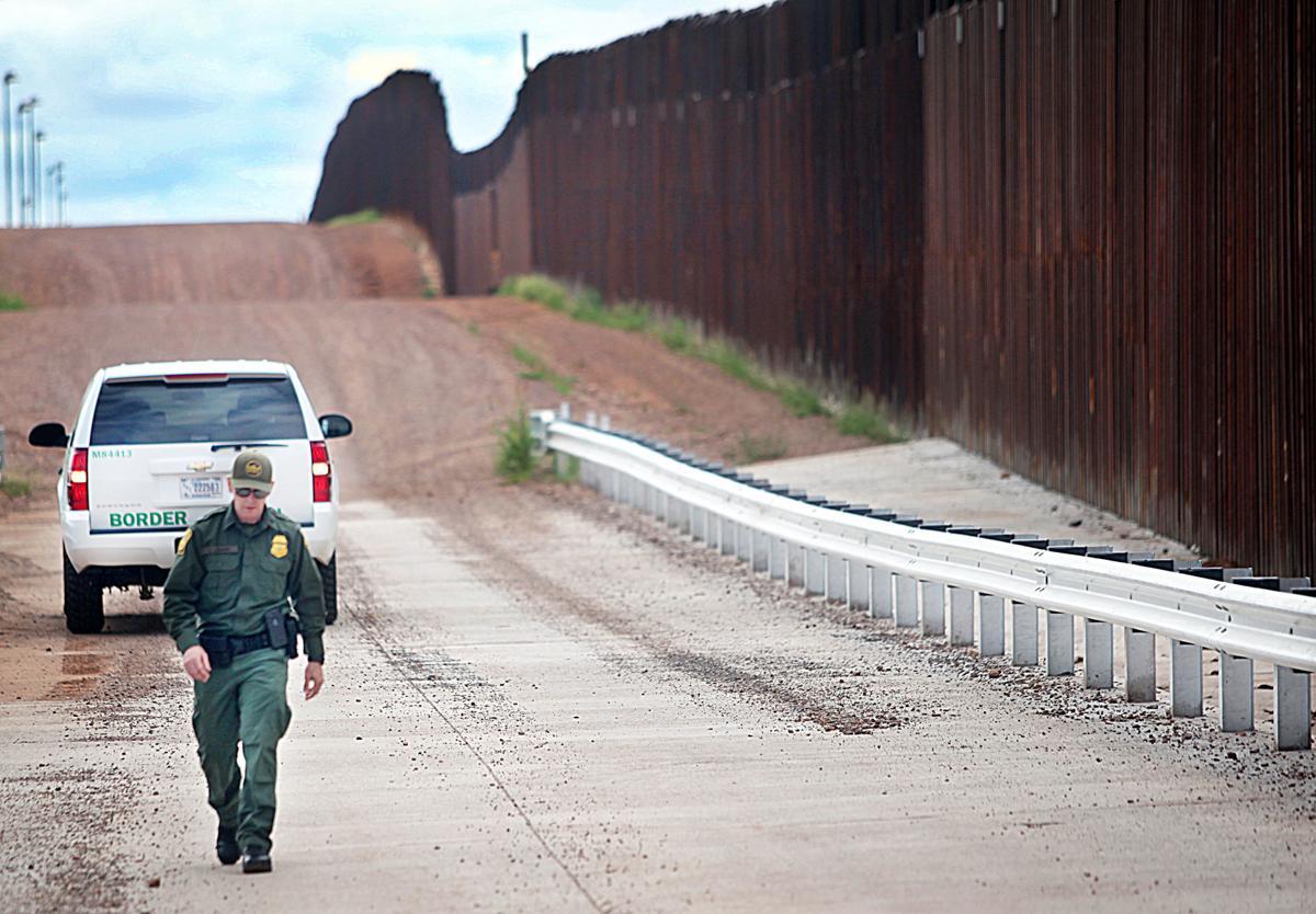 border wall 1
