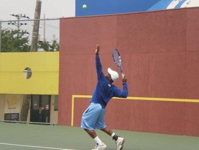 Professional tennis comes to sierra vista