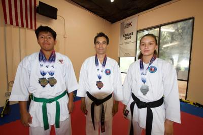 Sierra Vista karate club members win medals at national championships in Chicago