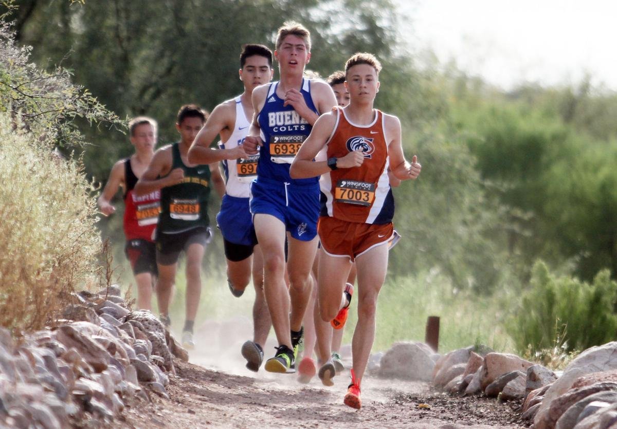 Buena sectional race 2019