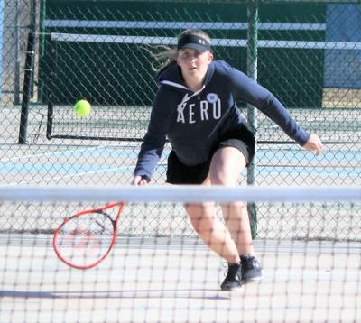 Tombstone girls tennis wins second straight