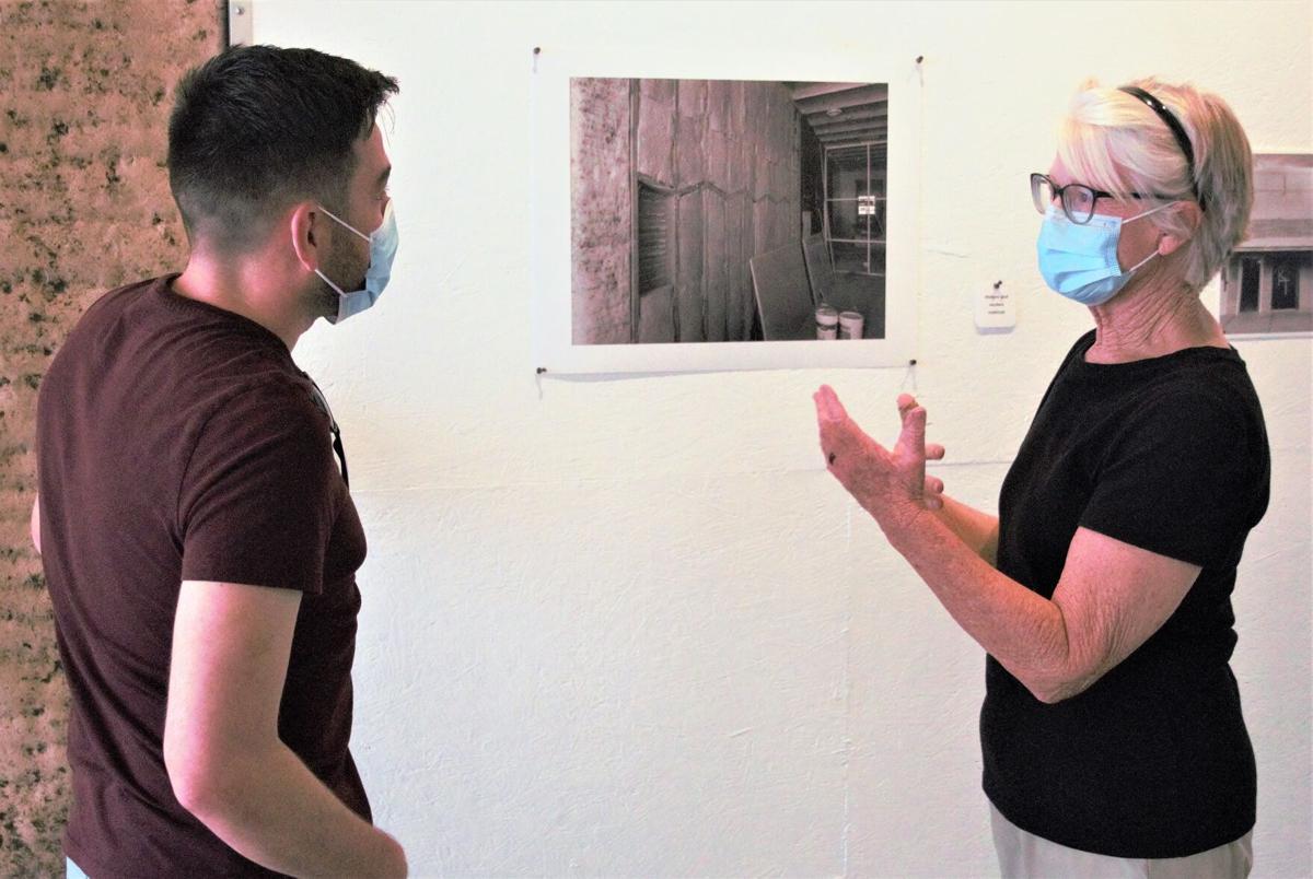 New art studio opens in Douglas