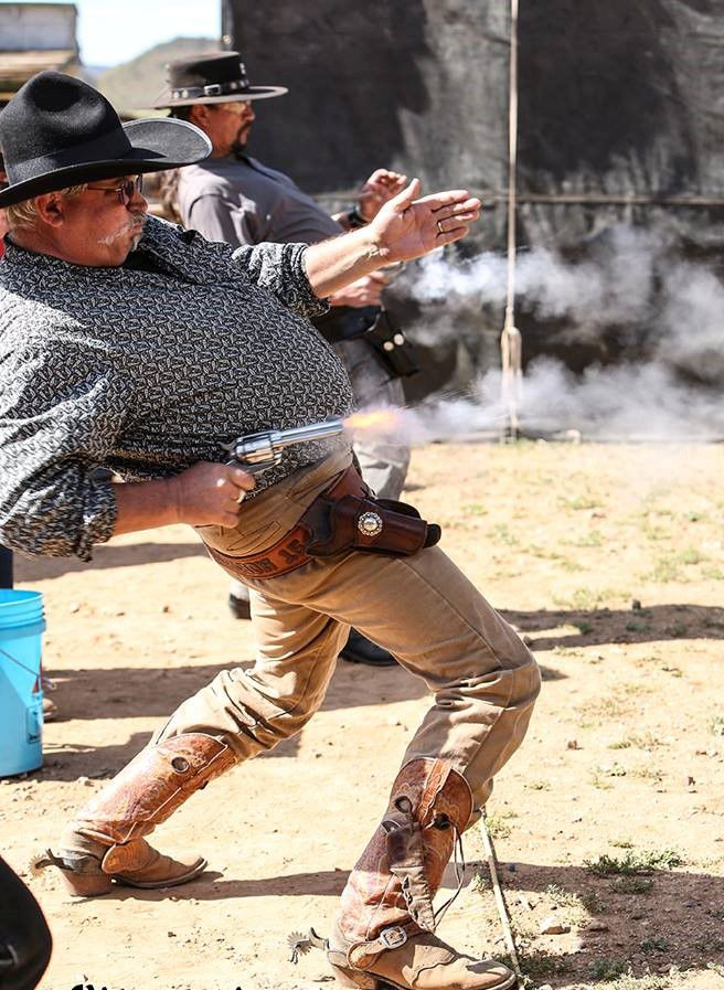 World's top fast-draw competitors coming to Tombstone