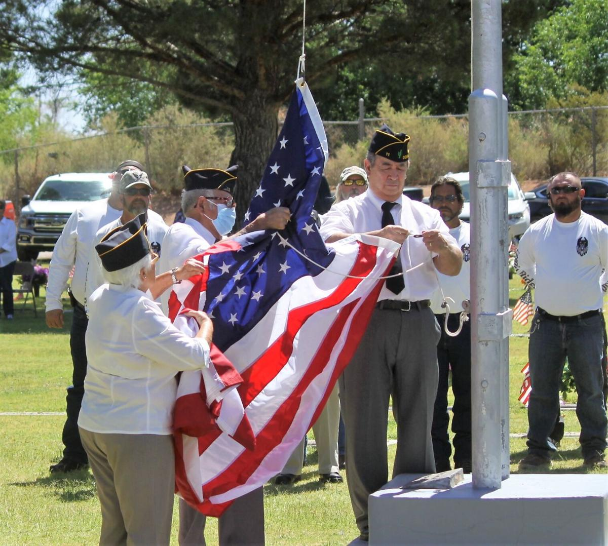 Douglas honors those who paid the ultimate price on Memorial Day