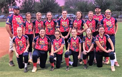 San Pedro Valley major's softball finishes 3-2 at state tournament