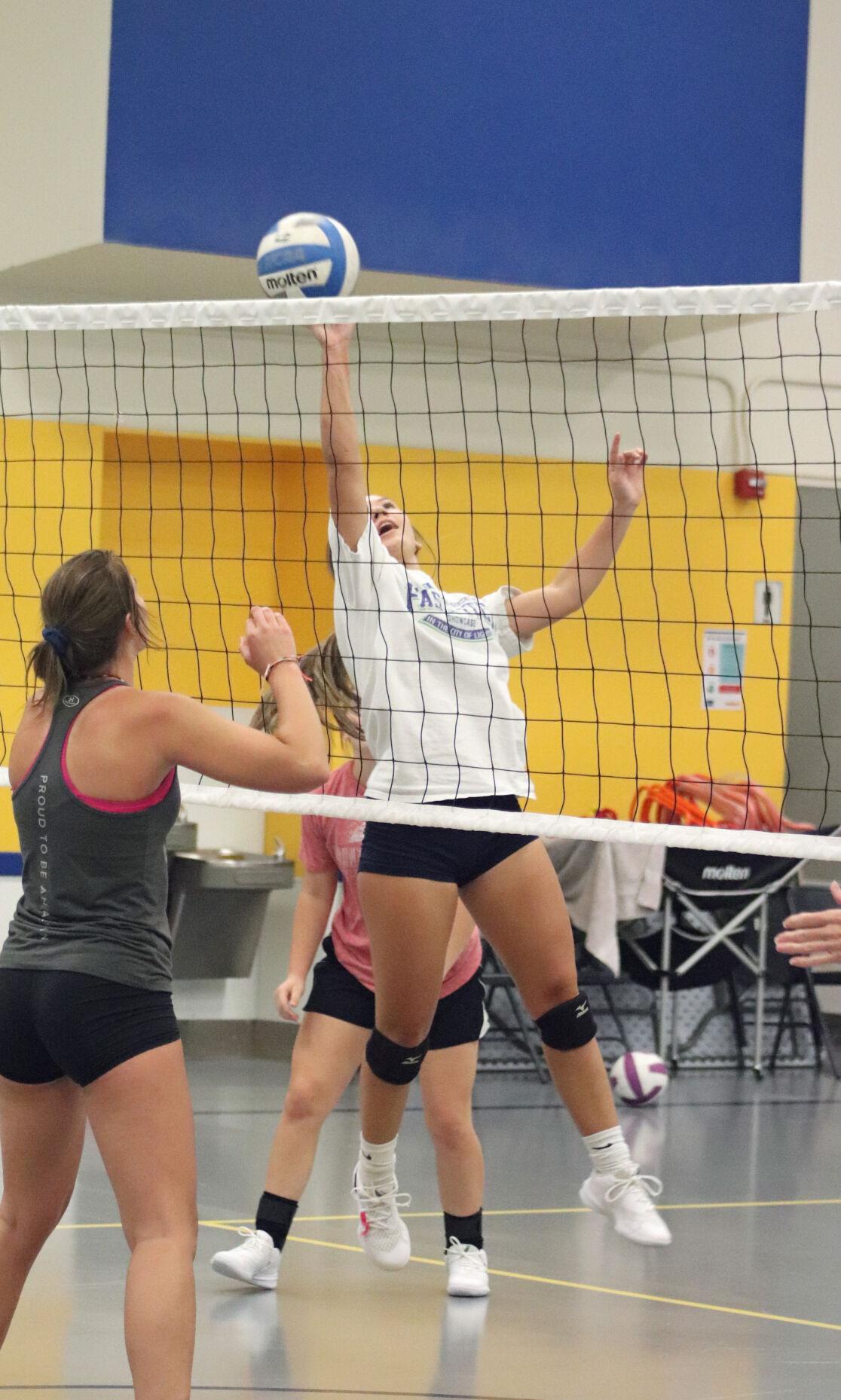 St. David Volleyball 1