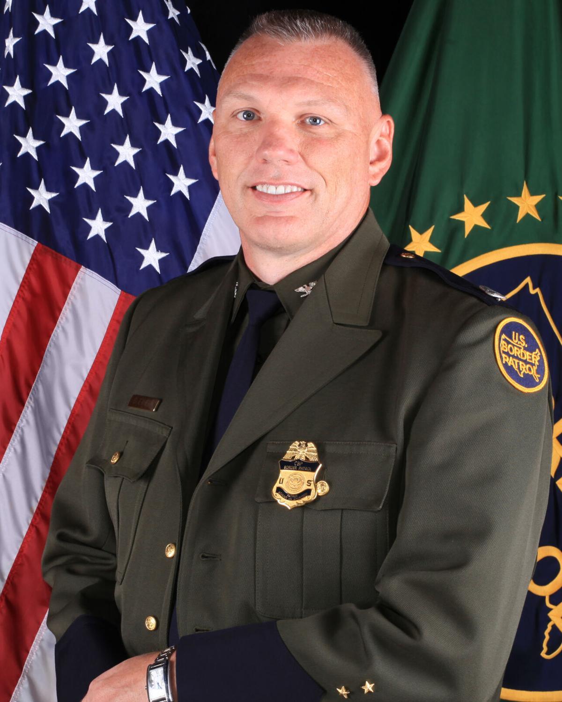 Border Patrol Dion Ethell