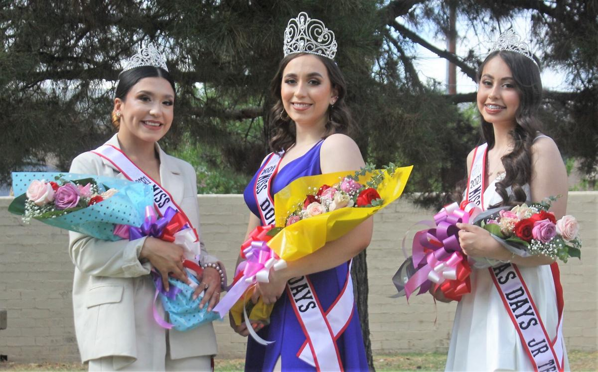 Three new Miss Douglas Days queens crowned
