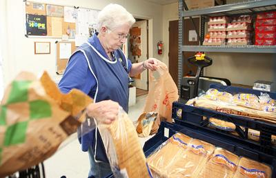 Local food banks, nonprofits experiencing annual holiday donation shortages (copy)