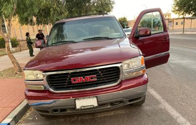 3 arrested in human smuggling attempt containing dead body