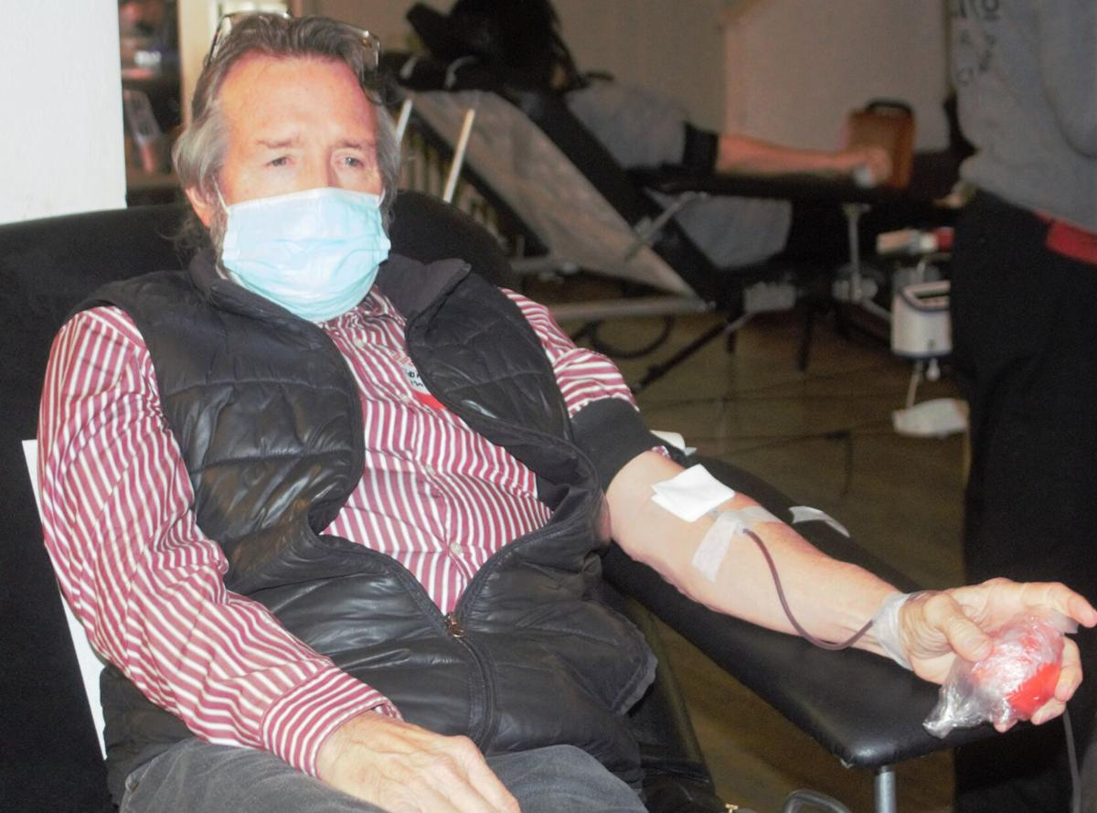 Douglas residents donate blood during critical time