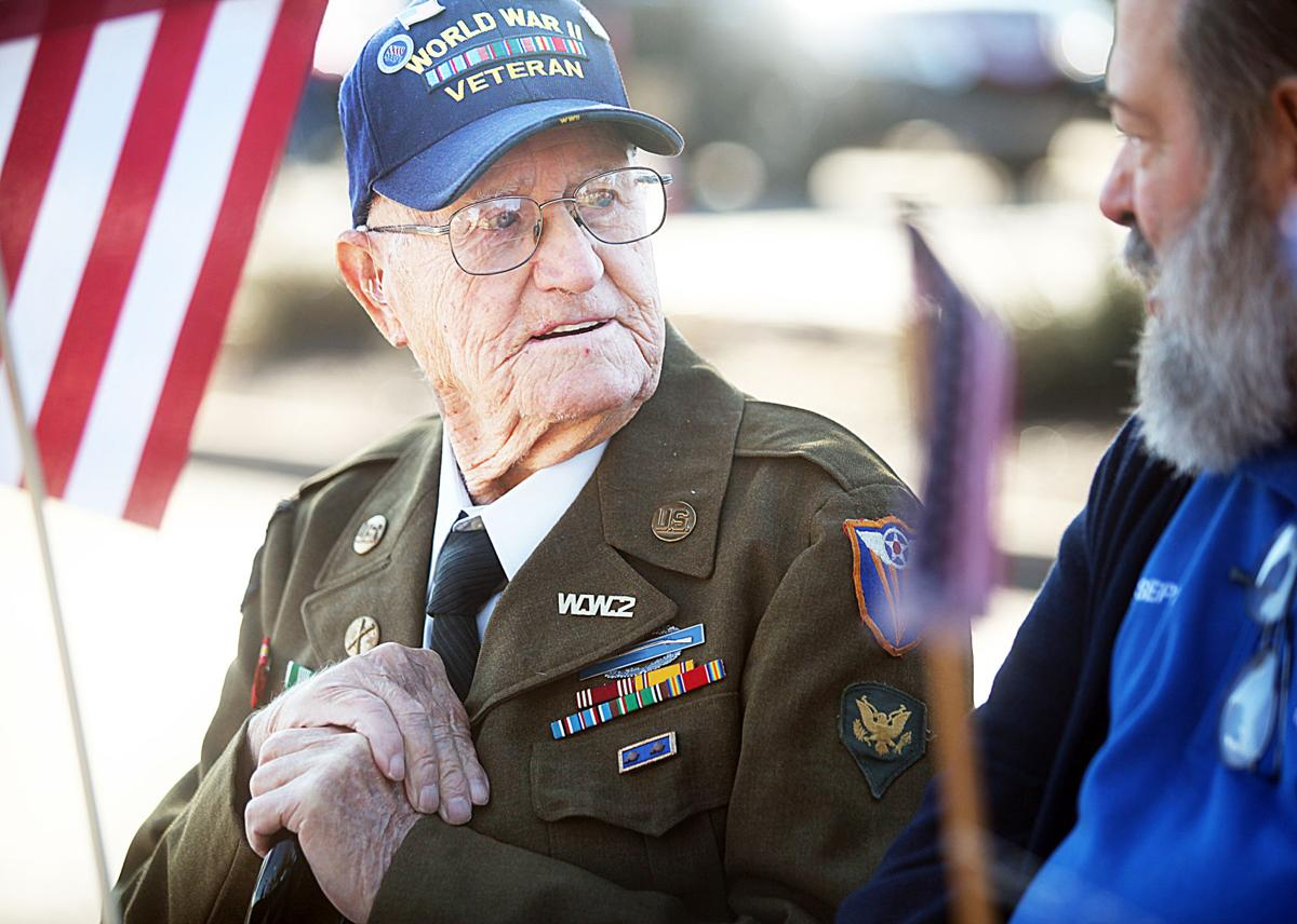 Sierra Vista events pay tribute to veterans on holiday's 100th anniversary