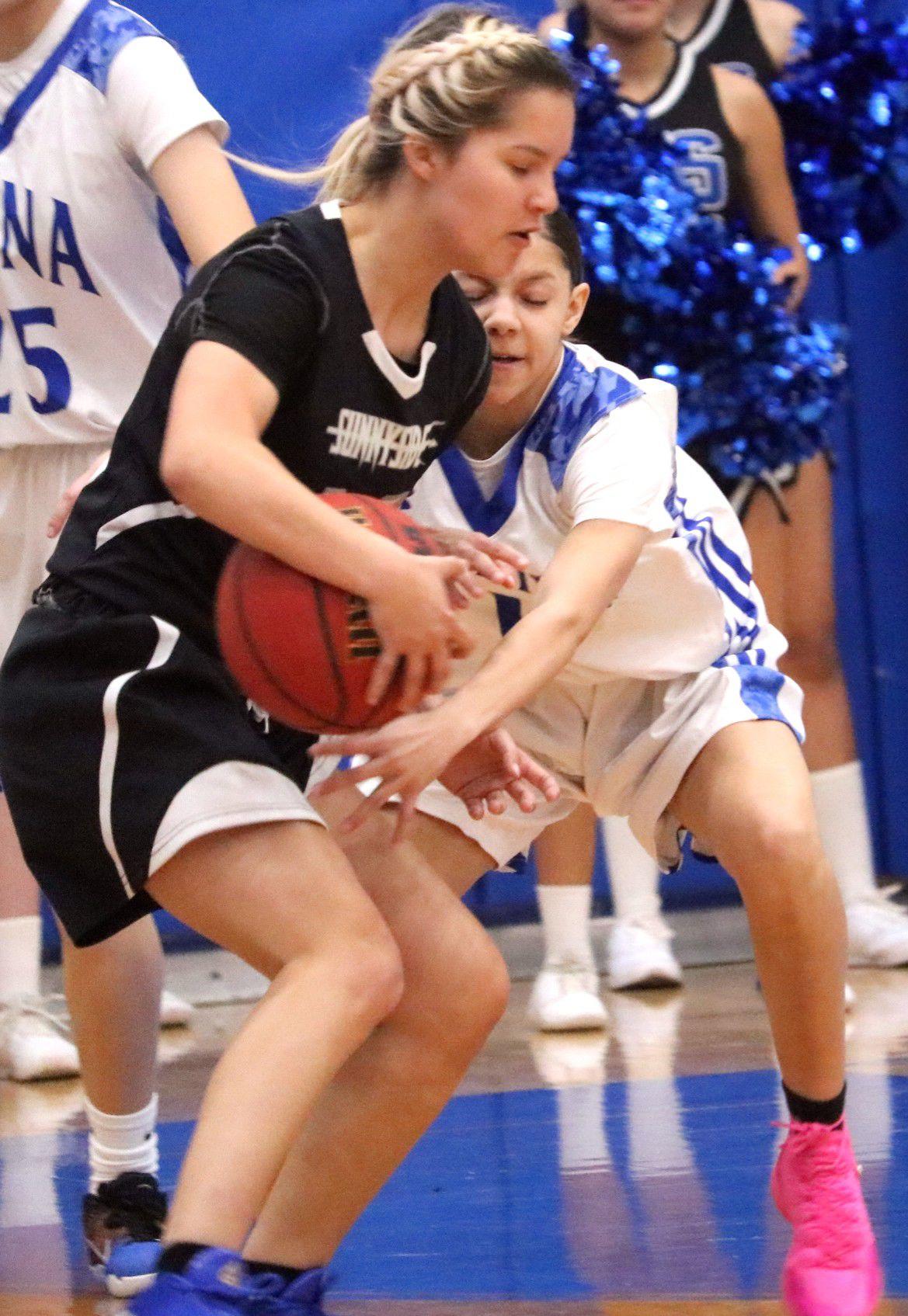 Buena girls basketball vs Sunnyside 2