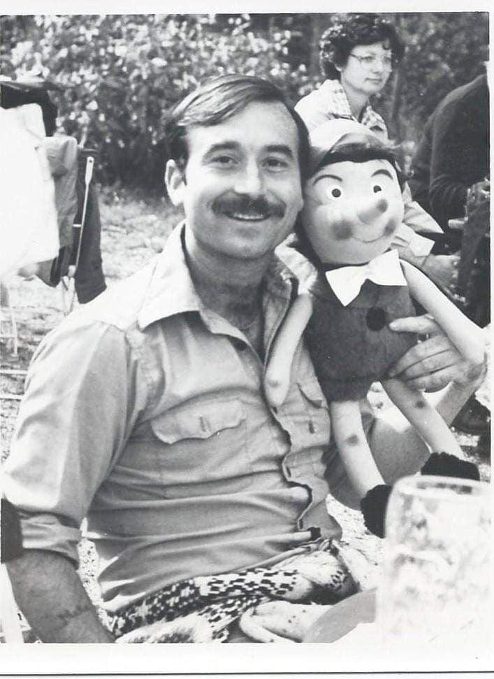 "Michael ""Mr. Moe"" Glenn Moschetti, 74"