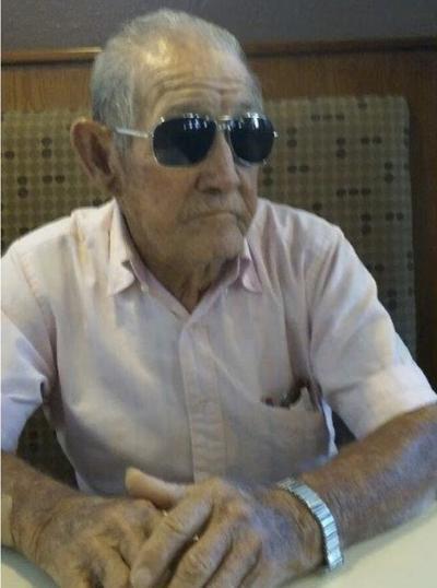 """Bartolo """"Billy"""" Gutierrez, 90"""