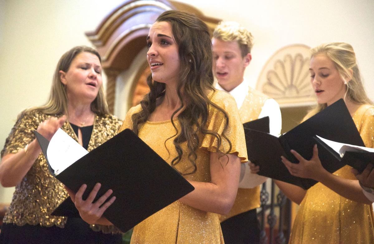 Hymn Fest brings community together in joyous song
