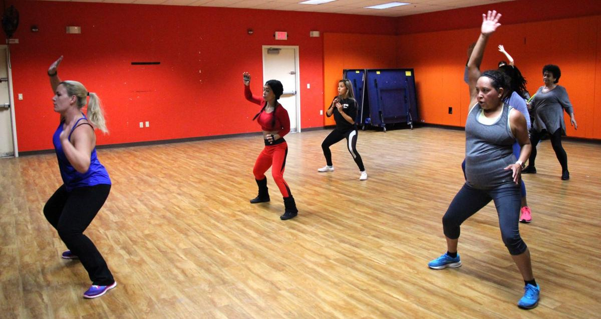 Dance for joy: Zumba provides good cardio workout, healthy dose of relaxation