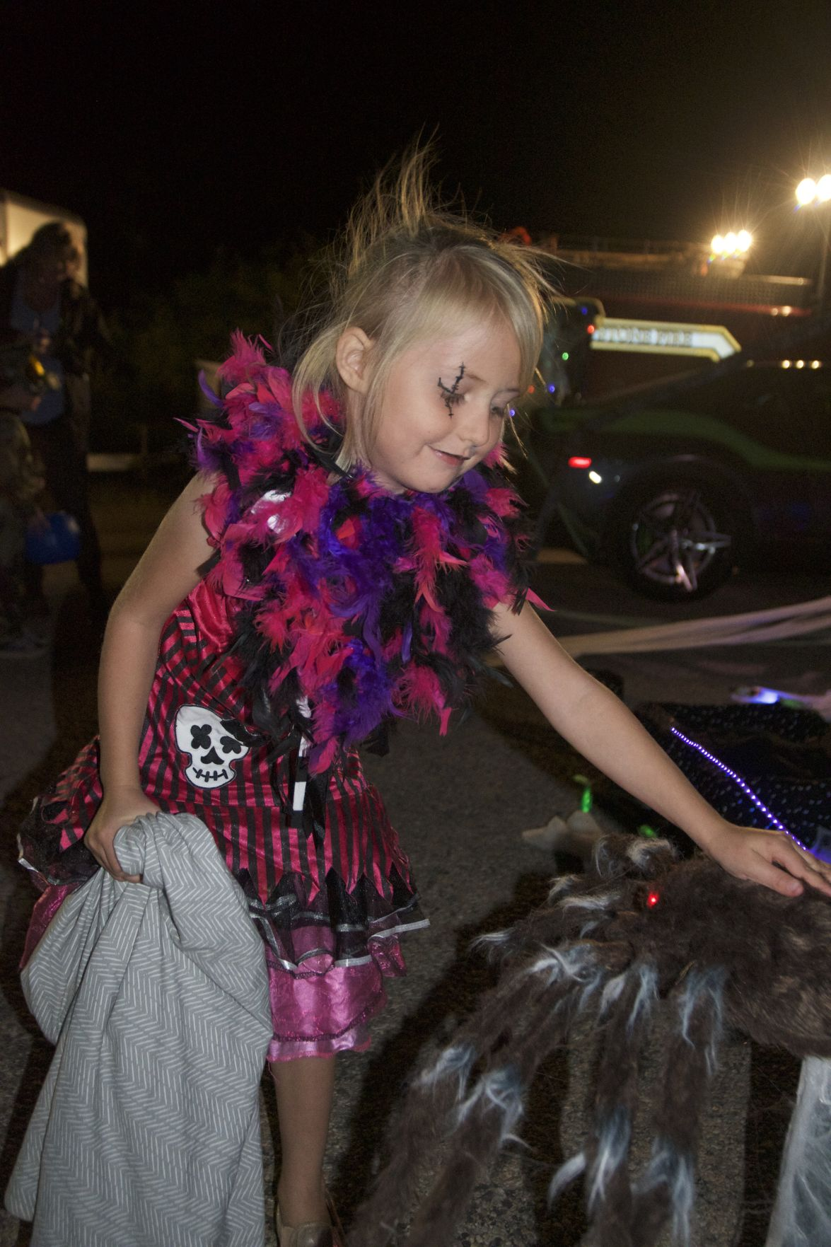 Whetstone Fire hosts hauntingly fun Halloween