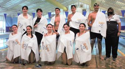 DHS Swim seniors 2020