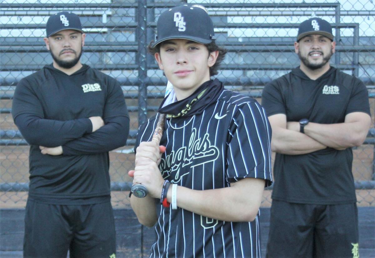 'It's baseball, baseball, baseball' for Douglas' Ochoa