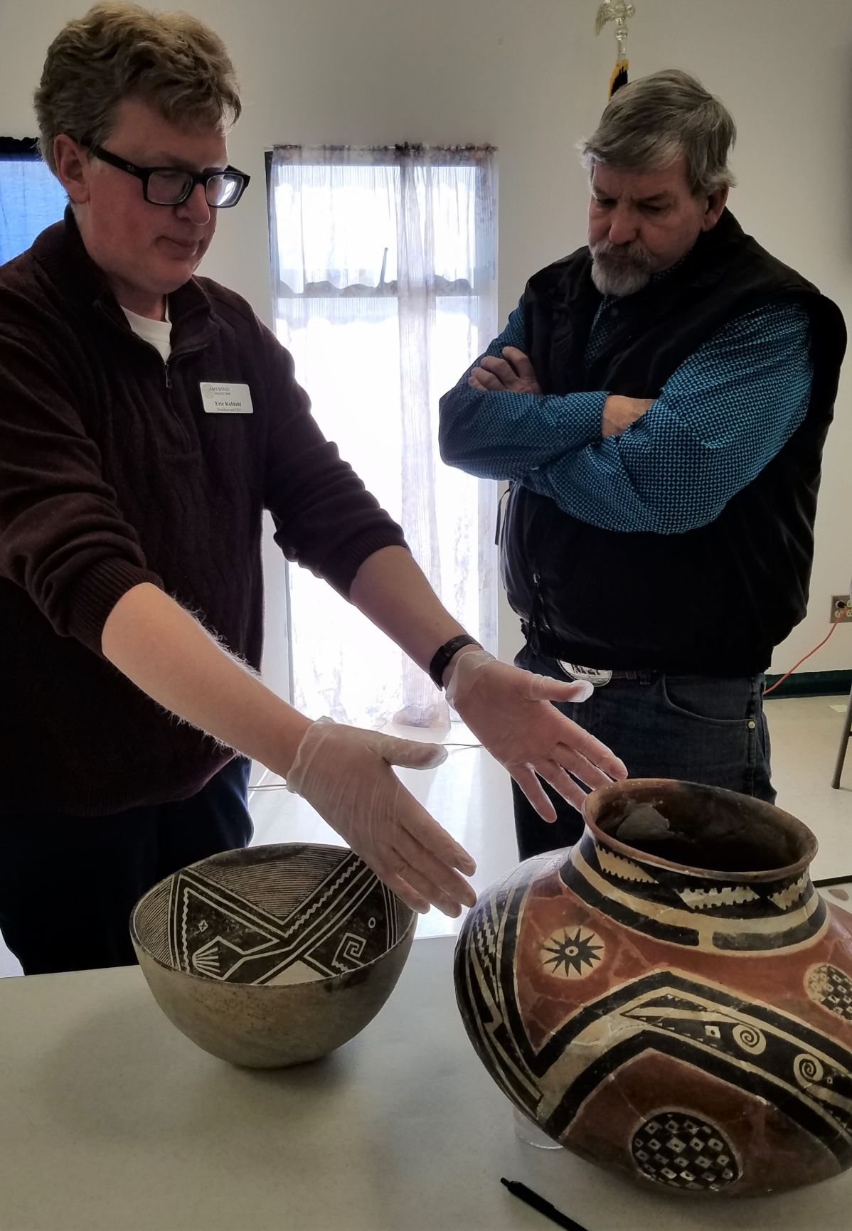 Willcox Water Project workshop offered history lessons