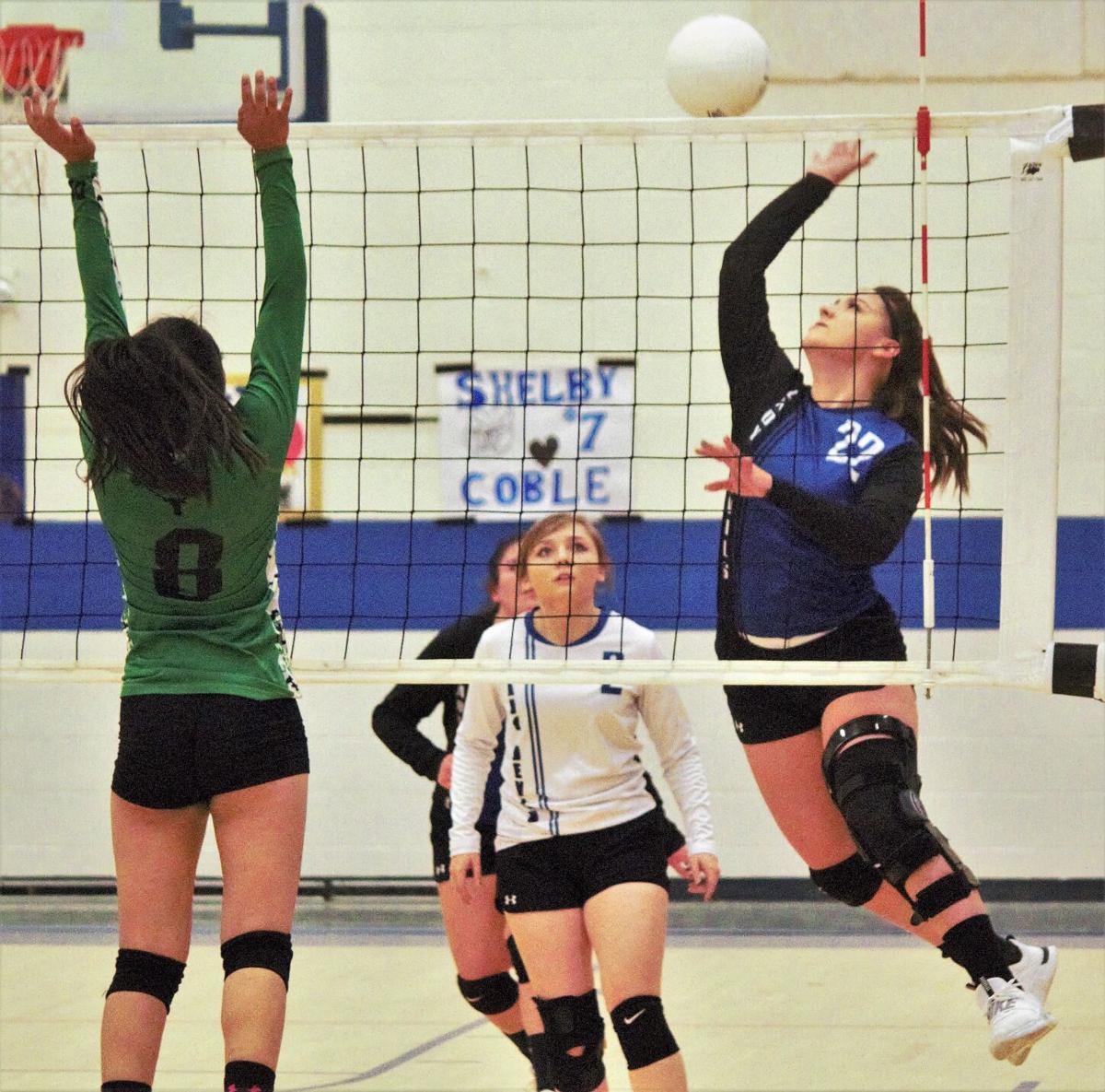 VU volleyball