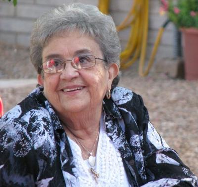 Olivia S. Escobar, 85