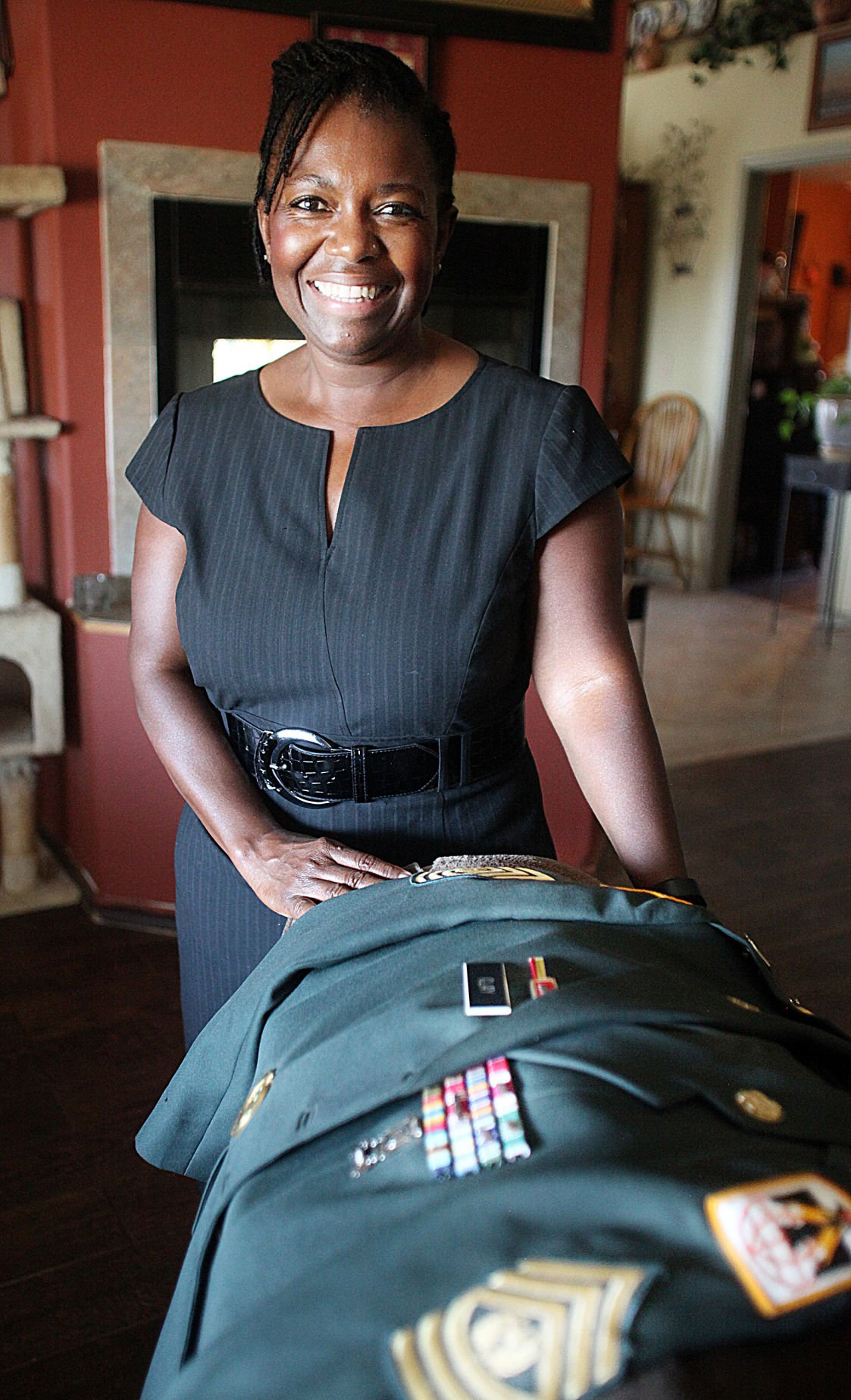 Salute to Service: Jacqui Clay, U.S. Army