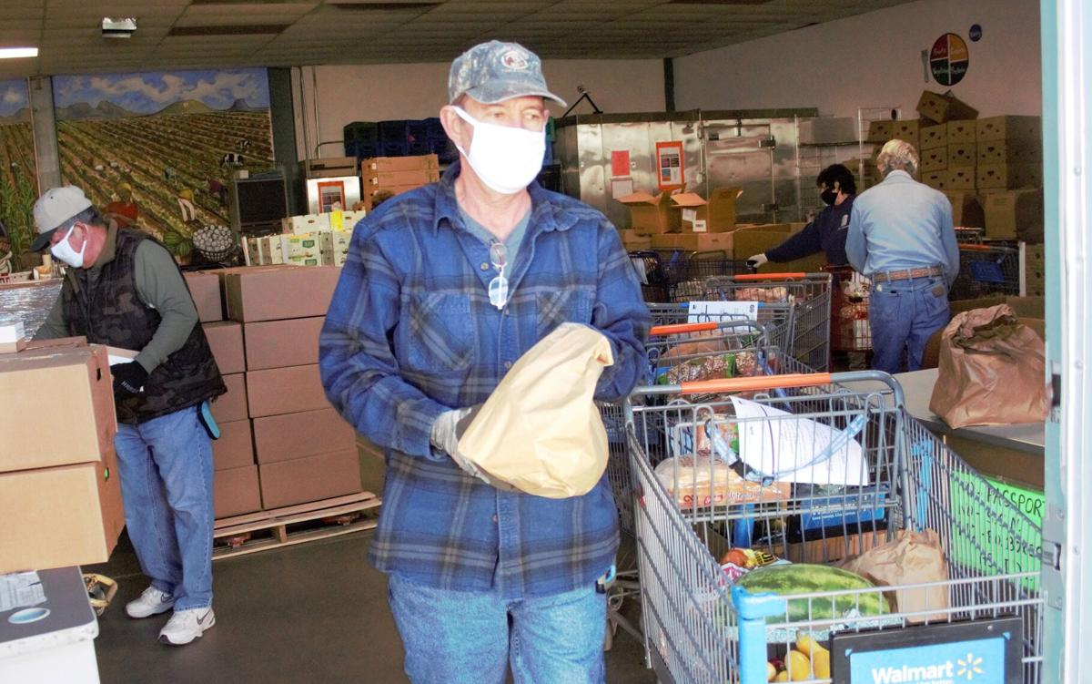 Interested in volunteering? Food Bank can use your help