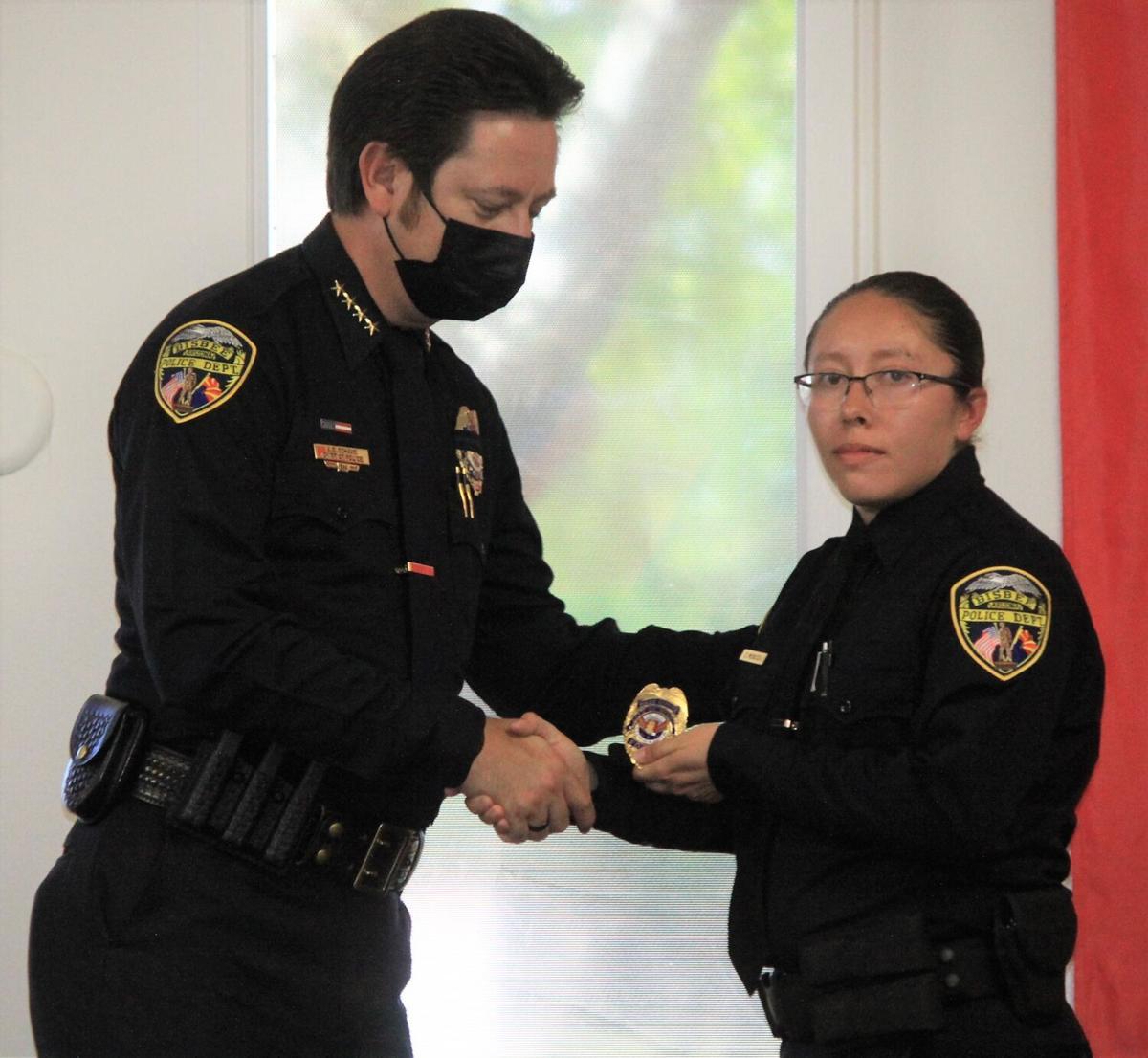 Cochise College holds law enforcement graduation ceremony