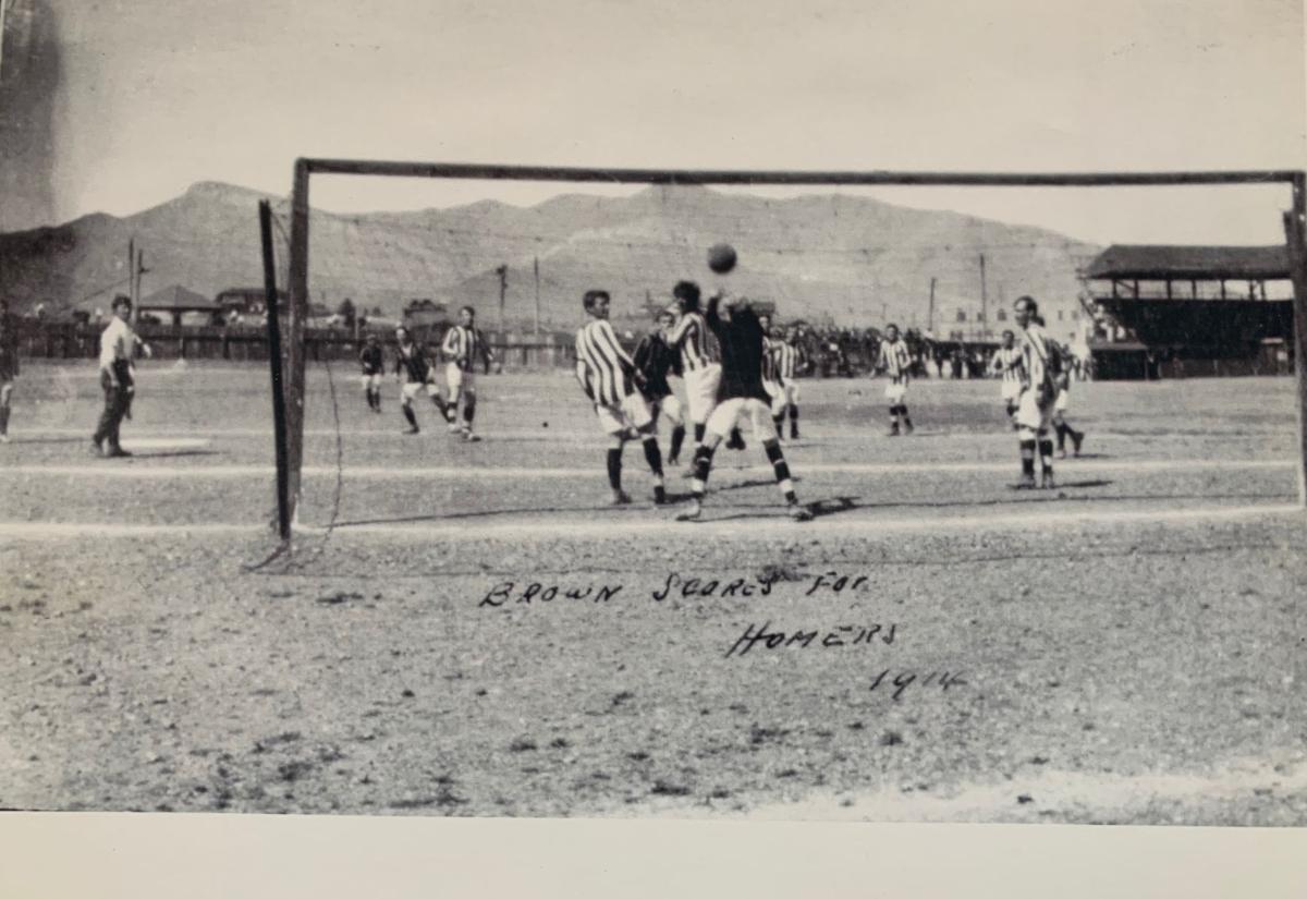 Warren District Association Football League