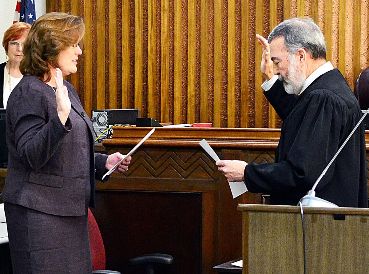 Major changes take effect at Superior Court; new year brings new clerk of court, 2 judges