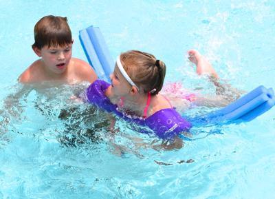 Splashing through summer