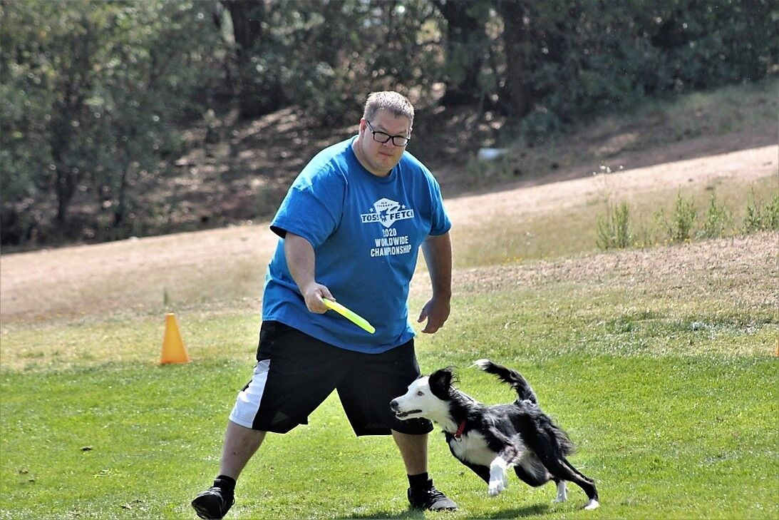 Dog competition coming to Douglas Saturday