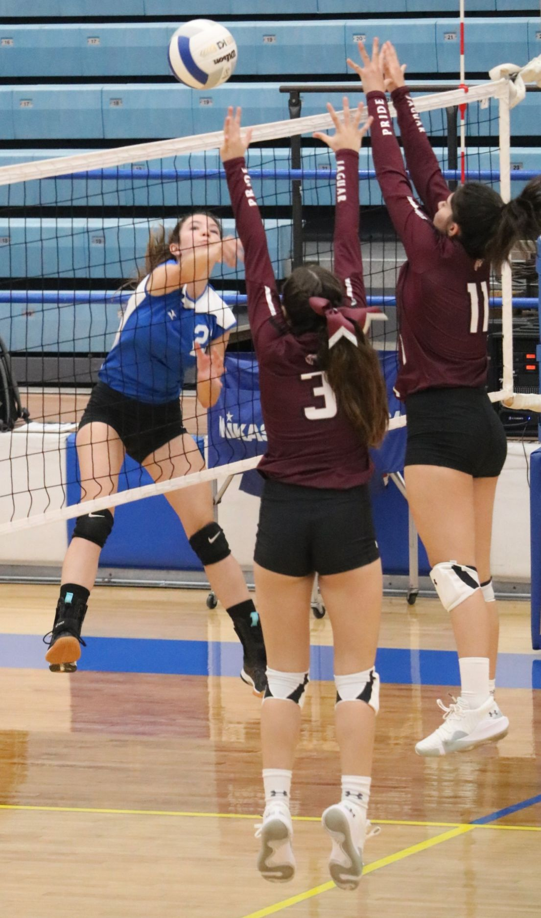 Buena vs Desert View Volleyball 2