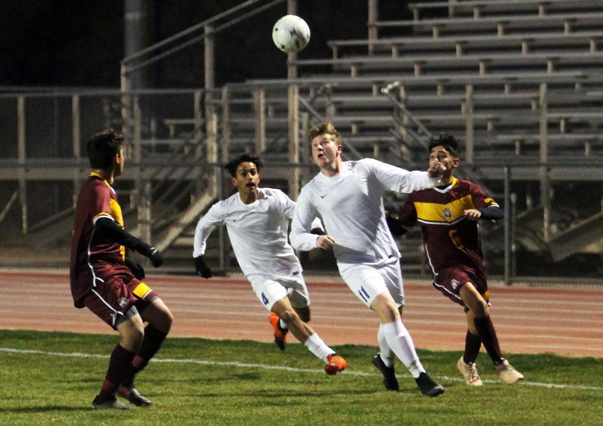 NHS-Buena soccer