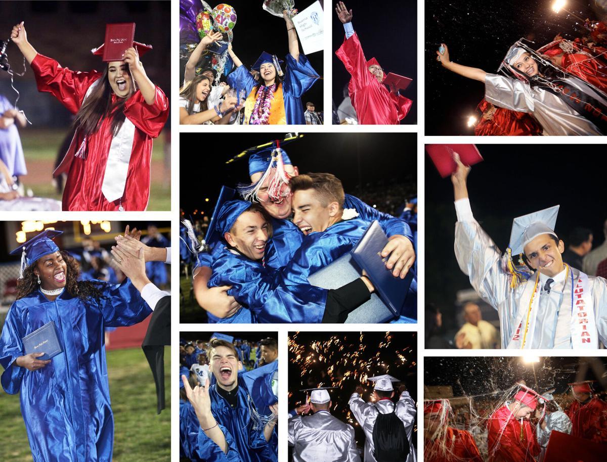 grad collage