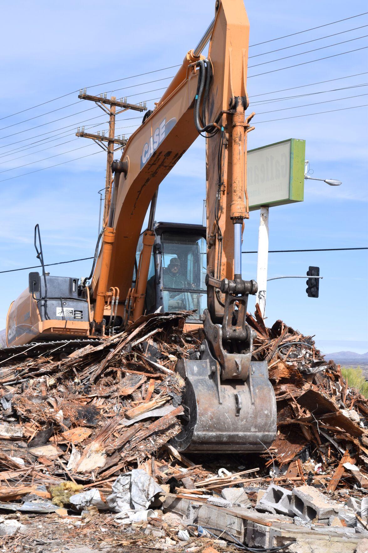 Galleano's Restaurant demolition saddens locals