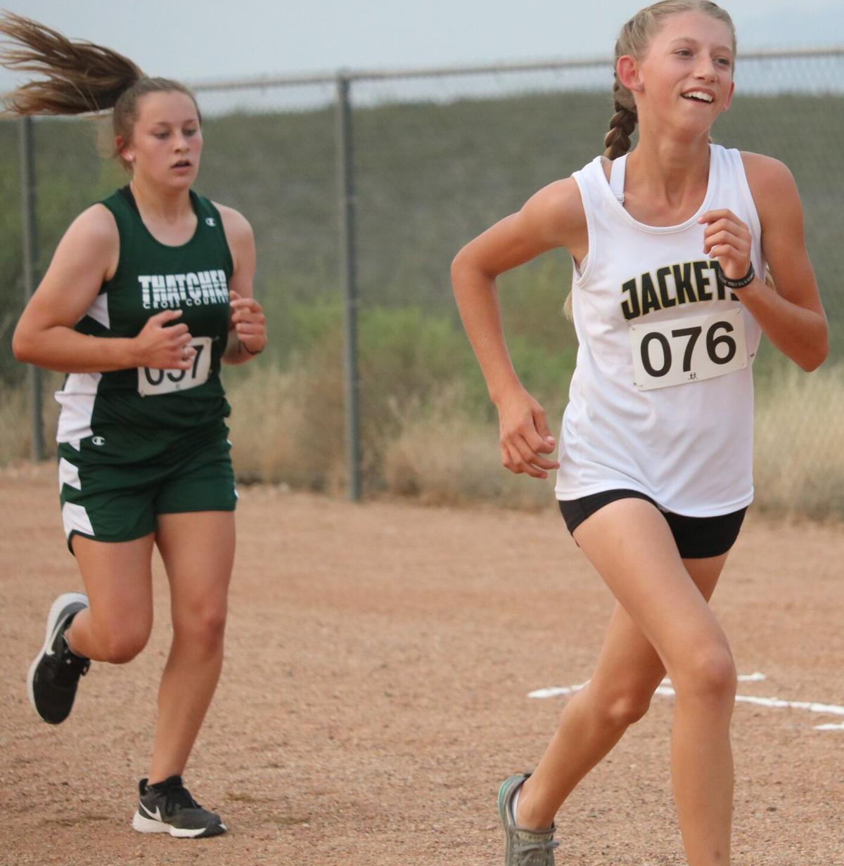 Tombstone Cross Country (September)