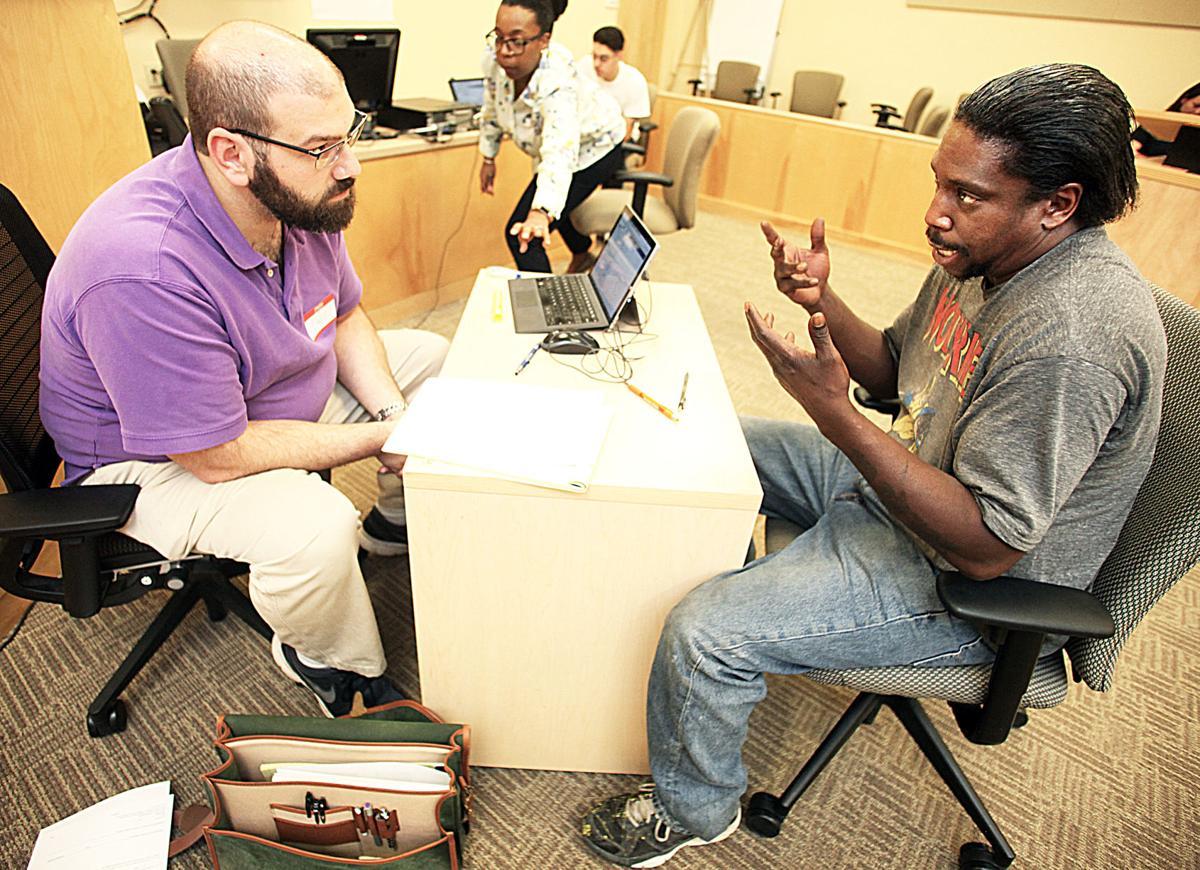Civil rights restoration clinic