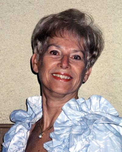 Rosemarie Hodges, 84