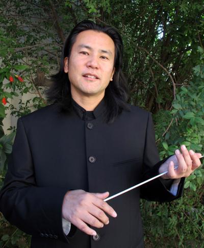 Conductor Toru Tagawa