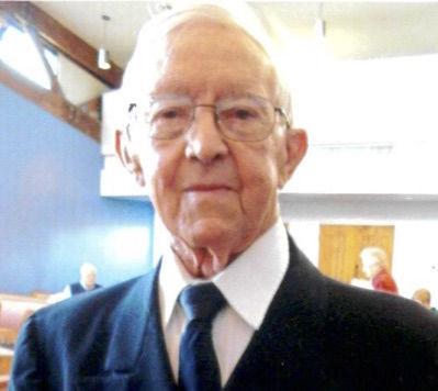 Glenn L. Moats, 94