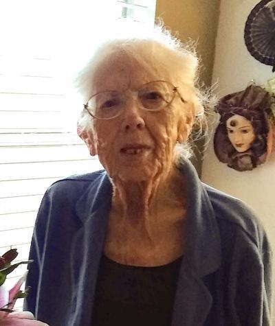 Hazel Mae Durham, 90