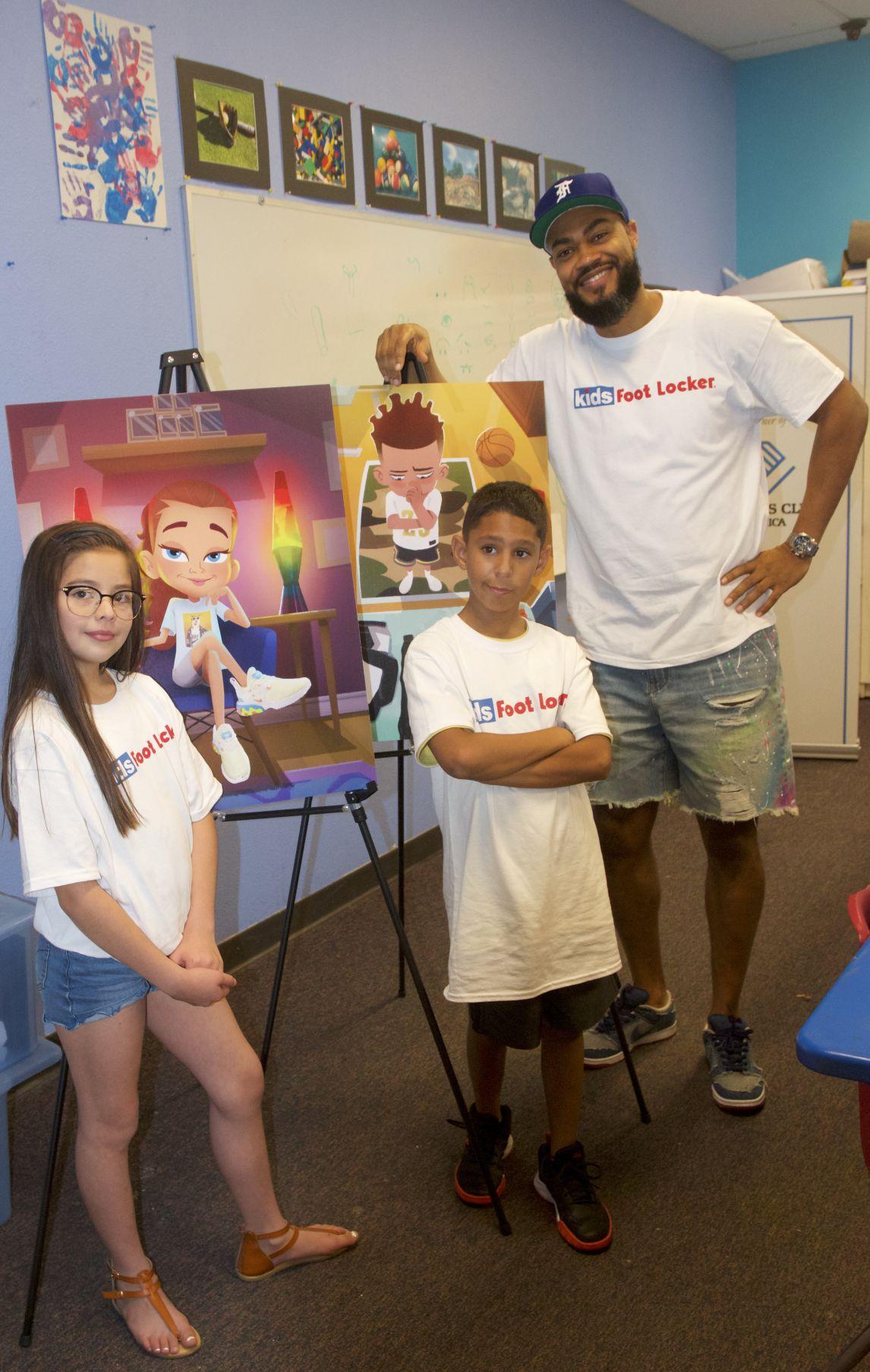 B&G Club of Sierra Vista win national Kids Foot Locker Challenge