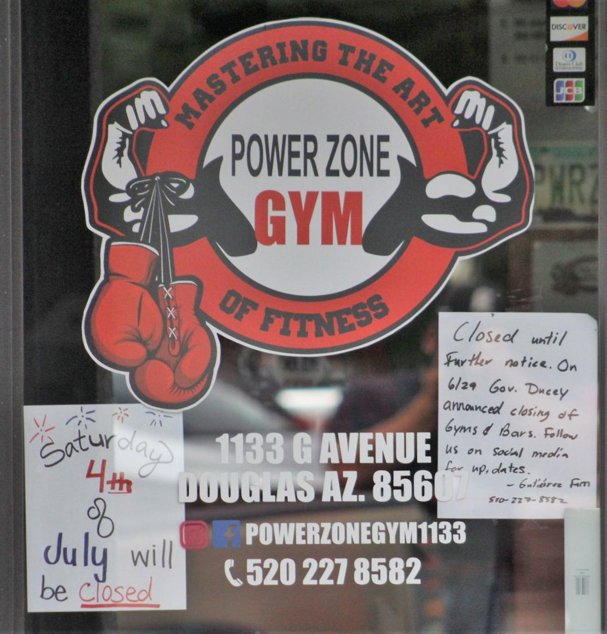 Local gym finds way to remain open, while others forced to close during mandated closure