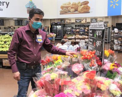 Valenzuela takes over Douglas Walmart