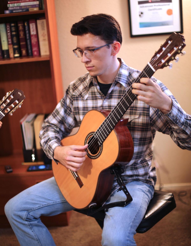 Classical Guitar 1