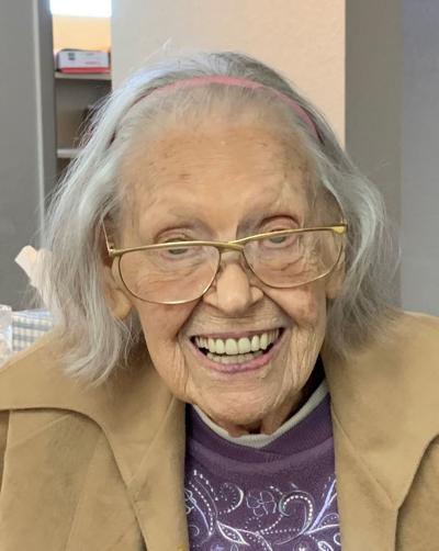 Agnes Lorraine Quain, 97